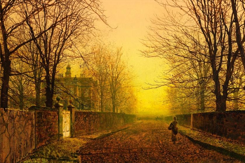John Atkinson Grimshaw Autumn