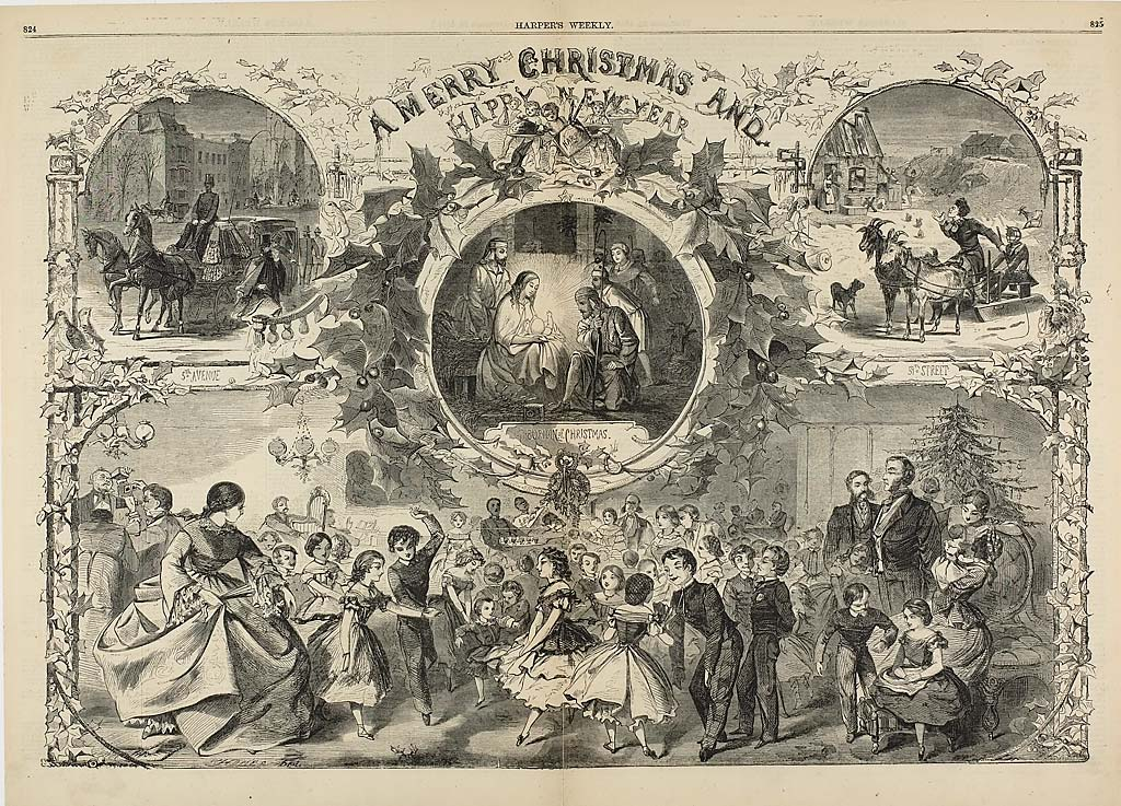 The Georgian Christmas