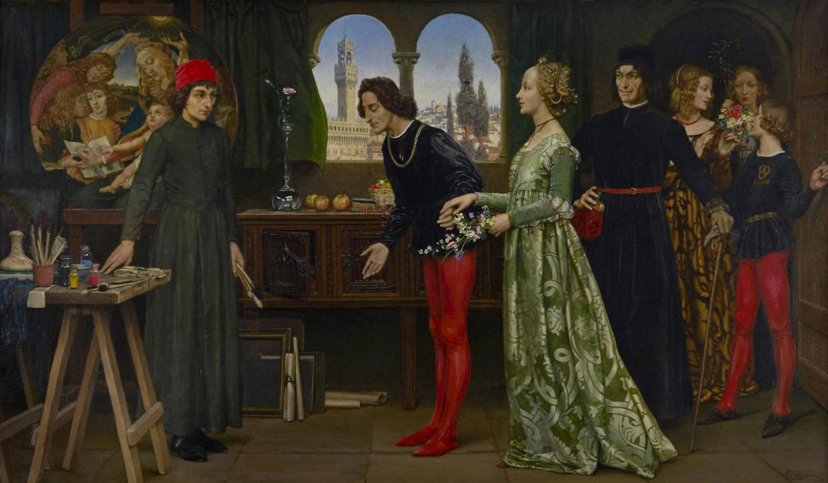 Female Artists of the Victorian Era: Eleanor Fortescue-Brickdale