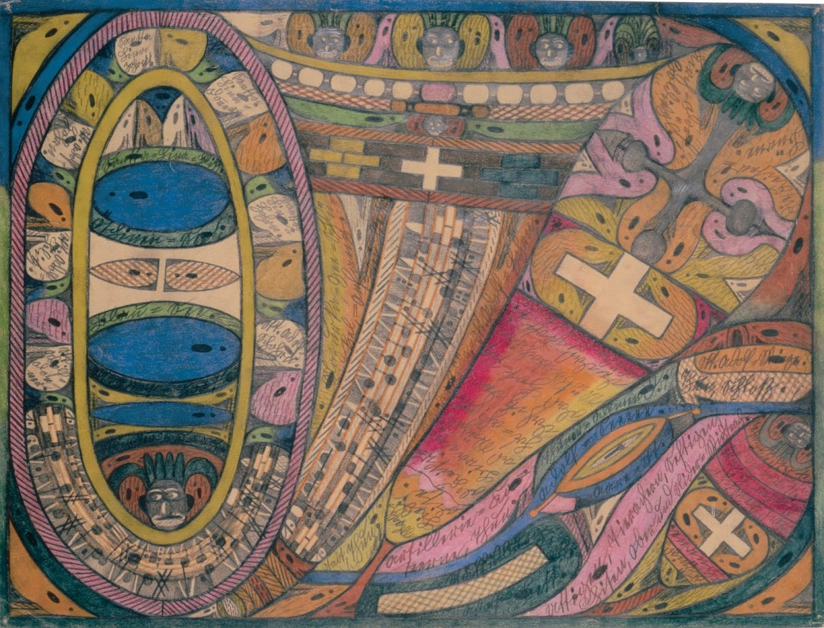 A Brief History of SELF-TAUGHT & OUTSIDER ART
